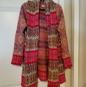 Odd molly pink long sweater